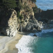 Beach at Big Sur, CA