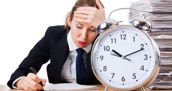 Dica para gestão do tempo!