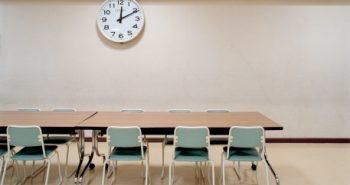 Administração do tempo se aprende na escola
